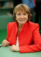Sunday 25 May 2014, Hay on Wye, UK<br /> Pictured: Joan Bakewell.<br /> Re: The Hay Festival, Hay on Wye, Powys, Wales UK.
