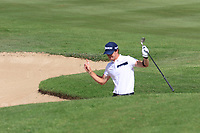 Sean Crocker (USA) during the first round of the Ras Al Khaimah Challenge Tour Grand Final played at Al Hamra Golf Club, Ras Al Khaimah, UAE. 31/10/2018<br /> Picture: Golffile | Phil Inglis<br /> <br /> All photo usage must carry mandatory copyright credit (&copy; Golffile | Phil Inglis)