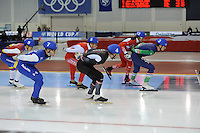 SPEED SKATING: SALT LAKE CITY: 22-11-2015, Utah Olympic Oval, ISU World Cup, ©foto Martin de Jong