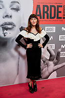 Antonia San Juan attends to ARDE Madrid premiere at Callao City Lights cinema in Madrid, Spain. November 07, 2018. (ALTERPHOTOS/A. Perez Meca) /NortePhoto.com