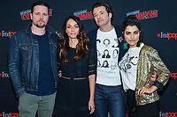 "10/5/19: FOX's ""neXt"" - 2019 NY Comic-Con"