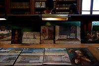 Roma, 6 Marzo 2019<br /> Cerimonia di restituzione di 594 dipinti ex voto, illecitamente sottratti al patrimonio culturale messicano.