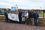 January 24, 2020: Gold Street connections in the winning circle after winning the Smarty Jones Stakes at Oaklawn Racing Casino Resort in Hot Springs, Arkansas on January 24, 2020. Justin Manning/Eclipse Sportswire/CSM