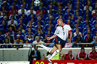 David Beckham of England in action during the European Championship football match between France and England. France won 2-1 over England .<br /> Lisbon 13/6/2004 Estadio da Luz <br /> Photo Andrea Staccioli Insidefoto
