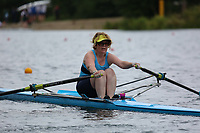 Race: 22  W.1x (Band 3)  Heat 3<br /> <br /> Peterborough Summer Regatta 2018 - Sunday<br /> <br /> To purchase this photo, or to see pricing information for Prints and Downloads, click the blue 'Add to Cart' button at the top-right of the page.