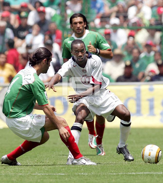 Hugo Sanchez, DeMarcus Beasley
