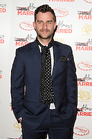 "Mark Stobbart arives for the ""Almost Married"" Gala Screening at the Mayfair Hotel, London. 26/03/2014 Picture by: Steve Vas / Featureflash"
