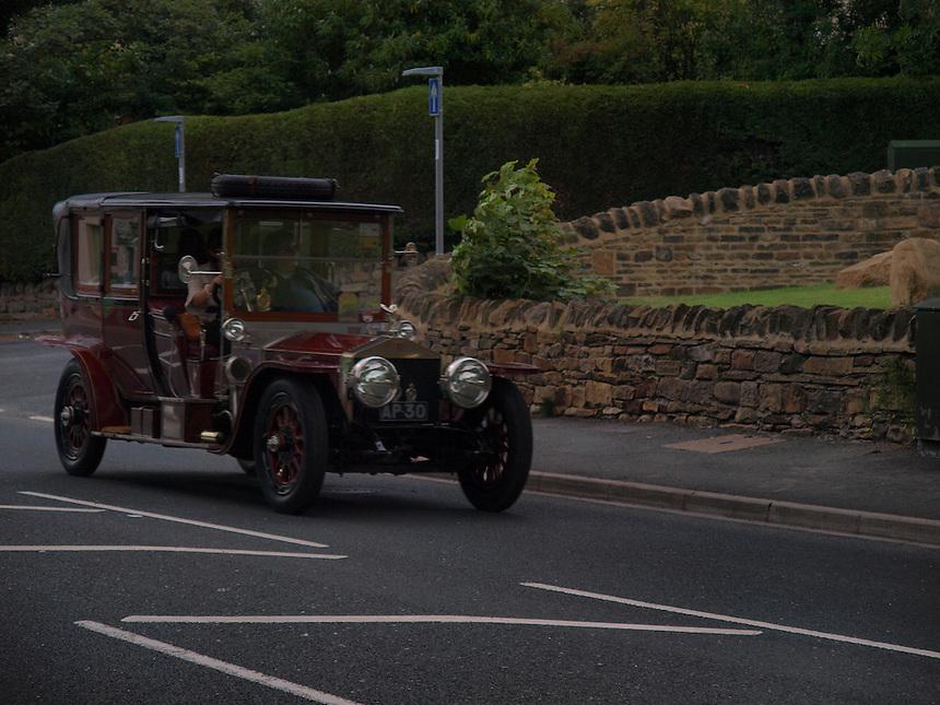 Rolls Royce Convertible - 1912