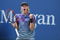 Denis Shapovalov (Can)<br /> Flushing Meadows 28/08/2017<br /> Tennis US Open 2017 <br /> Foto Couvercelle/Panoramic/Insidefoto