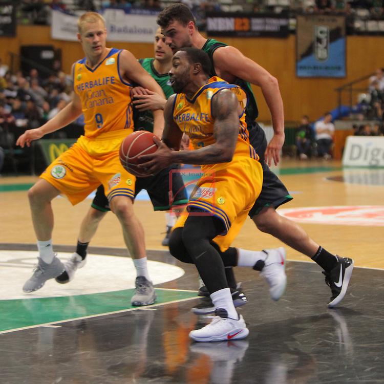 League ACB-ENDESA 2016/2017. Game: 28.<br /> Divina Seguros Joventut vs Herbalife Gran Canaria: 86-72.