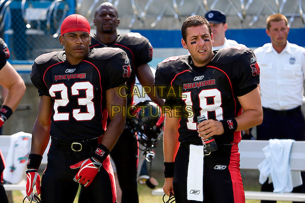 NELLY & ADAM SANDLER.in Longest Yard.*Editorial Use Only*.CAP/AWFF.supplied by Capital Pictures.