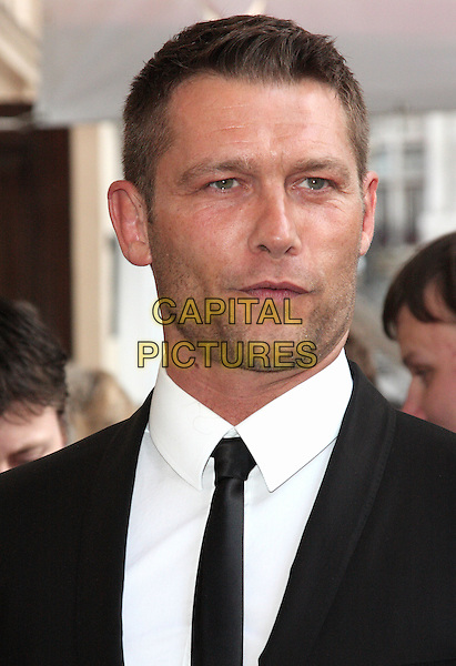 JOHN PARTRIDGE .Attending the 'Sweet Charity' Press Night at the Theatre Royal, Haymarket, London, England UK, May 4th 2010..portrait headshot black tie white mouth funny shirt .CAP/ROS.©Steve Ross/Capital Pictures.