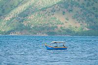 Fishing boat at Dili, Timor-Leste (East Timor)