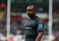 Newcastle Falcons' Vereniki Goneva <br /> <br /> Photographer Stephen White/CameraSport<br /> <br /> Gallagher Premiership Round 2 - Leicester Tigers v Newcastle Falcons - Saturday September 8th 2018 - Welford Road - Leicester<br /> <br /> World Copyright &copy; 2018 CameraSport. All rights reserved. 43 Linden Ave. Countesthorpe. Leicester. England. LE8 5PG - Tel: +44 (0) 116 277 4147 - admin@camerasport.com - www.camerasport.com
