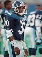 Gerry Ifill Toronto Argonauts 1991. Photo Scott Grant