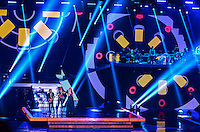 ATENCAO EDITOR: FOTO EMBARGADA PARA VEICULOS INTERNACIONAIS. - RIO DE JANEIRO, RJ,19 DE SETEMBRO 2012 - PREMIO MULTISHOW 2012- Gabi Amaranto na cerimonia de entrega do Premio Multishow  na noite desta terca dia 18 de setembro, no HSBC Arena, na Barra da Tijuca, zona oestedo Rio de Janeiro.(FOTO: MARCELO FONSECA / BRAZIL PHOTO PRESS).
