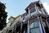 USA, California, San Francisco, NOPA victorian