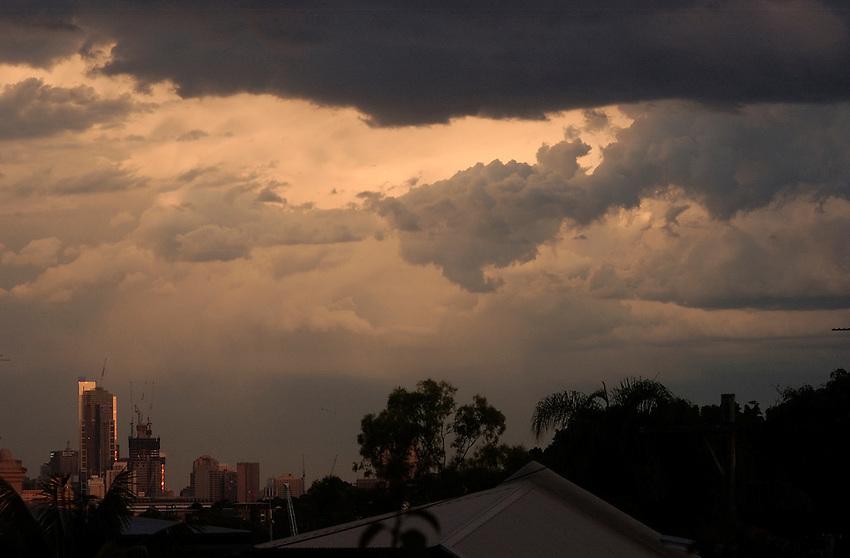 Storm Circling - Sydney Australia