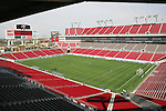 13 March 2008: Raymond James Stadium. The Honduras U-23 Men's National Team defeated the Cuba U-23 Men's National Team 2-0 at Raymond James Stadium in Tampa, FL in a Group A game during the 2008 CONCACAF's Men's Olympic Qualifying Tournament.