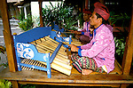 Indonesia: Bali, traditional musicians, Gamelan orchestra, Pacung, photo: yogyin102  .Photo copyright Lee Foster, www.fostertravel.com, 510/549-2202, lee@fostertravel.com