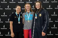 New Zealand Short Course Swimming Championships, National Aquatic Centre, Auckland, New Zealand, Saturday 5th October 2019. Photo: Simon Watts/www.bwmedia.co.nz/SwimmingNZ
