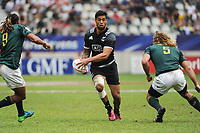 Regan Ware of New Zealand during the Semi Final match between New Zealand and South Africa at the HSBC Paris Sevens, stage of the Rugby Sevens World Series at Stade Jean Bouin on June 10, 2018 in Paris, France. (Photo by Sandra Ruhaut/Icon Sport)