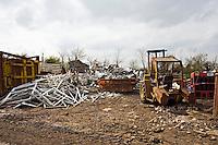 Scrap Waste at Breaker's Yard UK..©shoutpictures.com..john@shoutpictures.com