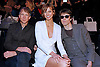 JEFFERSON HACK, KARLIE KLOSS AND RYAN MCGINLEY.attend the Mercedes-Benz Autumn/Winter 2013 Fashion Week, Berlin_17/01/2013.MANDATORY PHOTO CREDIT: ©Mercedes/NEWSPIX INTERNATIONAL . .(Failure to by-line the photograph will result in an additional 100% reproduction fee surcharge. You must agree not to alter the images or change their original content)..            *** ALL FEES PAYABLE TO: NEWSPIX INTERNATIONAL ***..IMMEDIATE CONFIRMATION OF USAGE REQUIRED:Tel:+441279 324672..Newspix International, 31 Chinnery Hill, Bishop's Stortford, ENGLAND CM23 3PS.Tel: +441279 324672.Fax: +441279 656877.Mobile: +447775681153.e-mail: info@newspixinternational.co.uk