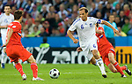 Angelos Basinas at Euro 2008, RUS-GRE, 06142008, Salzburg, Austria