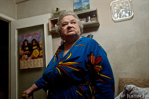 Rasma Stodukh, from Riga in Latvia, spent 13 years as a political prisoner in a Gulag camp in Vorkuta, 1,200 miles north east of Moscow, beyond the Arctic Circle, where temperatures in winter drop to -50C. When Stalin died and her camp closed, she stayed on after her release in 1960.<br /> Rasma&rsquo;s children left years ago but she is cared for by neighbors and says she is resigned to living out her days in the city.<br /> <br /> Here, whole villages are being slowly deserted and reclaimed by snow, while the financial crisis is squeezing coal mining companies that already struggle to find workers.<br /> Moscow says its Far North is a strategic region, targeting huge investment to exploit its oil and gas resources. But there is a paradox: the Far North is actually dying. Every year thousands of people from towns and cities in the Russian Arctic are fleeing south. The system of subsidies that propped up Siberia and the Arctic in the Soviet times has crumbled. Now there&rsquo;s no advantage to living in the Far North - salaries are no higher than in central Russia and prices for goods are higher.