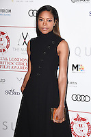 Naomie Harris<br /> at the 2017 Critic's Circle Film Awards held at the Mayfair Hotel, London.<br /> <br /> <br /> ©Ash Knotek  D3219  22/01/2017