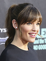 "HOLLYWOOD, LOS ANGELES, CA, USA - OCTOBER 06: Actress Jennifer Garner arrives at the World Premiere Of Disney's ""Alexander And The Terrible, Horrible, No Good, Very Bad Day"" held at the El Capitan Theatre on October 6, 2014 in Hollywood, Los Angeles, California, United States. (Photo by Xavier Collin/Celebrity Monitor)"