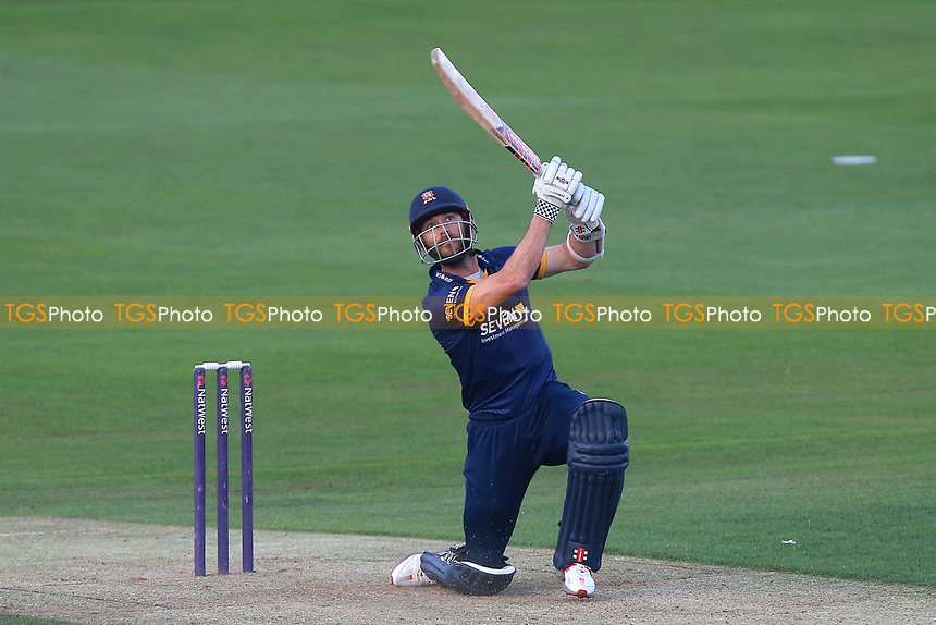 James Foster in batting action for Essex during Essex Eagles vs Premier Leagues XI, T20 Friendly Match Cricket at The Cloudfm County Ground on 4th July 2017