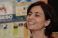 SAO PAULO, 13 DE JULHO DE 2012 - ELEICOES 2012 SONNHA - Candidata Soninha em café da manhã com diretores e convidados do Sintratel (Sindicato dos Trabalhadores em Telemarketing), para tratar das propostas de governo e ouvir reivinndicações do segmento, na regiao central, na manha desta sexta feira. FOTO: ALEXANDRE MOREIRA - BRAZIL PHOTO PRESS