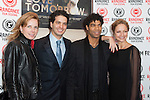 "Darcy Bussell, Arionel Vargas, Carlos Acosta and Cindy Jourdain, attend the world premiere of the film ""Love Tomorrow"" at the 20th Raindance Film Festival, London"