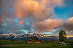 Grand Teton Fine Art Mountain Photography Prints