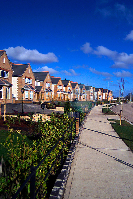 Grange Rath New Homes...Pic Tony Campbell/Newsfile