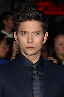 LOS ANGELES, CA - NOVEMBER 12: Jackson Rathbone at the premiere of Summit Entertainment's 'The Twilight Saga: Breaking Dawn - Part 2' at the Nokia Theatre L.A. Live on November 12, 2012 in Los Angeles, California. Credit: mpi29/MediaPunch Inc. /NortePhoto