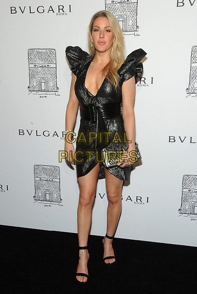 NEW YORK, NY - OCTOBER 19: Ellie Goulding attends the re-opening of the  Bulgari flagship store on Fifth Avenue in New York City on October 20, 2017. <br /> CAP/MPI/JP<br /> &copy;JP/MPI/Capital Pictures