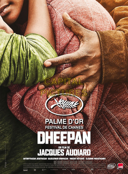 Dheepan (2015)<br /> POSTER ART<br /> *Filmstill - Editorial Use Only*<br /> CAP/KFS<br /> Image supplied by Capital Pictures