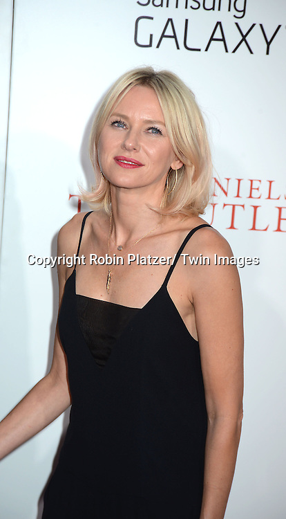 """Naomi Watts attend the New York Premiere of """"Lee Daniels' The Butler"""" at the Ziegfeld Theatre in New York City on August 5, 2013."""