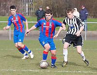St Mirren v Inverness Caledonian Thistle U19 180311