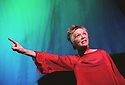 Peter Pan with Susannah York  opens at the Royal Festival Hall on 18/12/02  pic Geraint Lewis