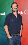 Billy Campbell arriving at the NBCUniversal Winter Press Tour 2014, held at the Langham Huntington Hotel in Pasadena, Ca. January 19, 2014.