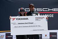 Race 2, Yokohama Hard charger Award, #96 OpenRoad Racing, Porsche 991 / 2017, GT3CP: Michael Di Meo
