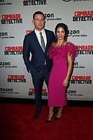 03 Augst 2017 - Hollywood, California - Channing Tatum, Jenna Dewan. Premiere Of Amazon's 'Comrade Detective' held at ArcLight Hollywood. Photo Credit: PMA/AdMedia