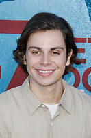 Los Angeles, CA - AUG 13:  Jake T. Austin attends the Los Angeles Premiere of '47 Meters Down: Uncaged' at Regal Village Theater on August 13 2019 in Los Angeles CA. Credit: CraSH/imageSPACE/MediaPunch