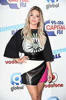 Louisa Johnson<br /> at the Capital Summertime Ball 2017, Wembley Stadium, London. <br /> <br /> <br /> &copy;Ash Knotek  D3278  10/06/2017