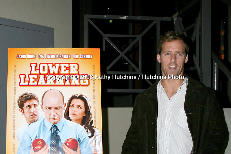 "Nat Faxon  at the Premiere of ""Lower Learning"" at the Sunset 5 Theaters in West Hollywood, CA.October 10, 2008.©2008 Kathy Hutchins / Hutchins Photo...                ."