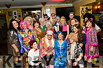 60's style was the theme for sisters in law, Patricia&Noreen Buckley from Keel when they both celebrated their 50th birthday last Saturday night in The Anvil bar, Boolteens along with many friends and family.